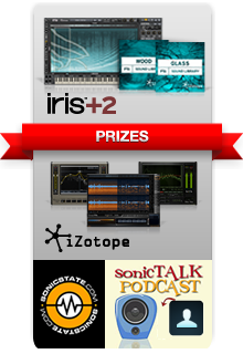 Iris Competition, $7k Prize Fund - Rocking Entries So Far